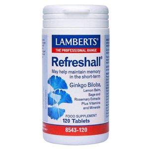 Lamberts Refreshall 120 tabletten