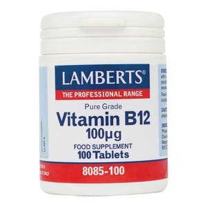 Lamberts Vitamine B12 100 mcg 100 tabletten