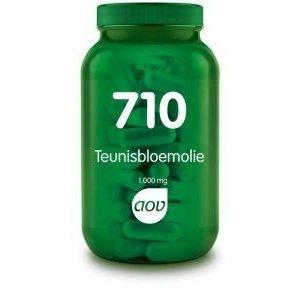 AOV 710 Teunisbloemolie 1000 mg 60 capsules