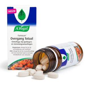 A. Vogel Famosan Overgang Totaal 60 tabletten