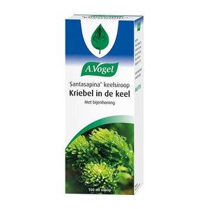 A. Vogel Santasapina Keelsiroop 100 ml