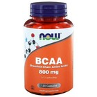 NOW BCAA 120 cap