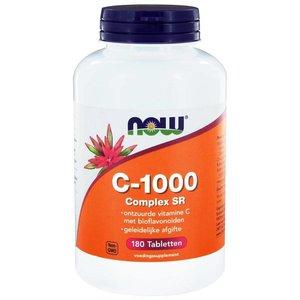 NOW C-1000 Complex SR 180 tabletten