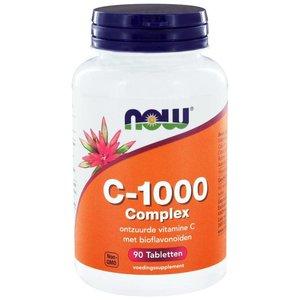 NOW C-1000 Complex SR 90 tabletten