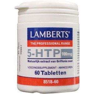 Lamberts 5-HTP 60 tabletten
