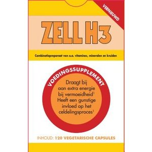Zell H3 120 capsules