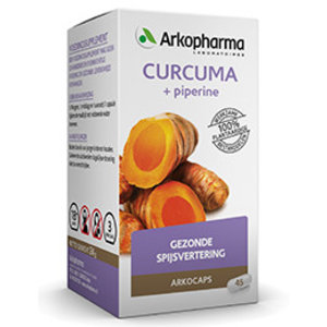Arkocaps Curcuma 45 cap