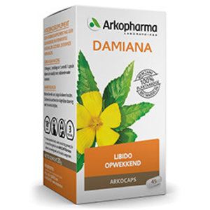 Arkocaps Damiana 45 cap
