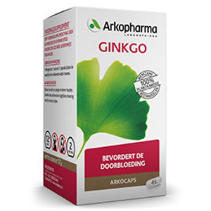 Arkocaps Ginkgo 45 cap