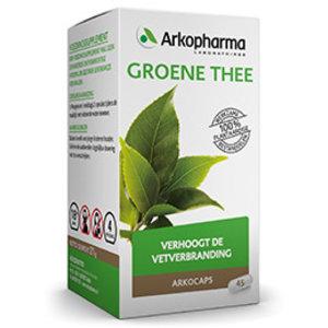 Arkocaps Groene Thee 45 cap