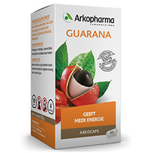 Arkocaps Guarana 45 cap
