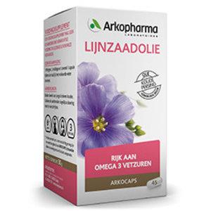 Arkocaps Lijnzaadolie 45 cap