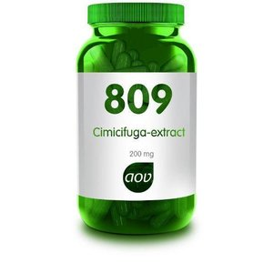 AOV 809 Cimicifuga-Extract 60 capsules