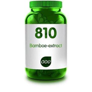 AOV 810 Bamboe Extract 90 capsules