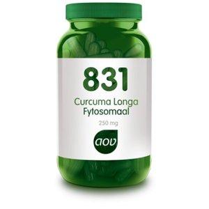 AOV 831 Curcuma Longa Fytosomaal 60 capsules