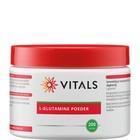 Vitals L-glutamine poeder 200 gram