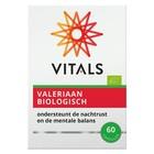 Vitals Valeriaan bio 60 capsules
