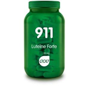 AOV 911 Luteïne Forte 20 mg 60 capsules