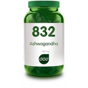 AOV 832 Ashwagandha 60 capsules