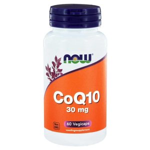 NOW Co Q10 30 mg 60 capsules