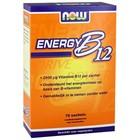 NOW Energy B12 75 sachets