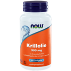 NOW Krillolie 500 mg 60 softgels
