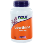 NOW Lecithine 1200 mg 100 softgels