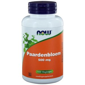NOW Dandelionroot / Paardenbloem 100 capsules