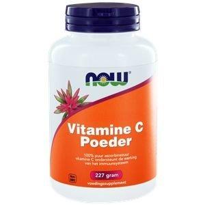 NOW Vitamine C Poeder 227 gram