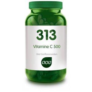 AOV 313 Vitamine C 500 100 capsules