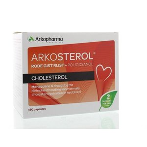 Arkopharma Arkosterol 180 capsules