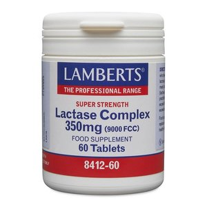 Lamberts Lactase Complex 350 mg 60 tabletten