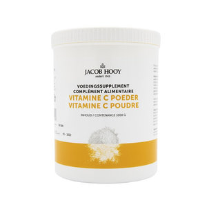 Jacob Hooy Vitamine C poeder 1000 gram