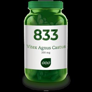 AOV 833 Vitex Agnus Castus 200mg 60 capsules