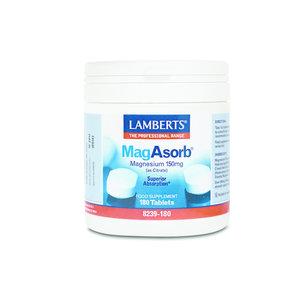 Lamberts MagAsorb 180 tabletten