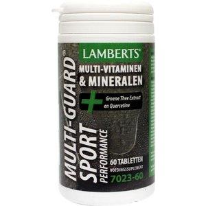 Lamberts Multi Guard Sport Performance 60 tabletten