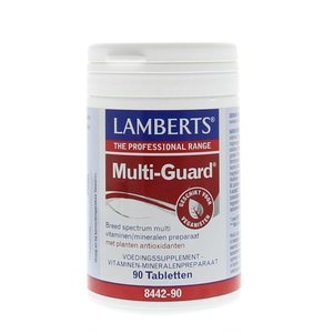 Lamberts Multi Guard 90 tabletten