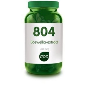 AOV 804 Boswellia Extract 60 capsules