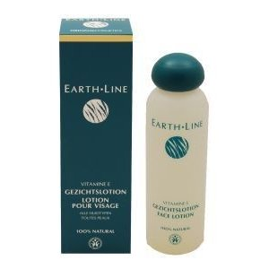 Earth-Line Vitamine E Gezichtslotion 200 ml