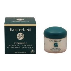 Earth-Line Vitamine E Dag en Nachtcreme 50 ml