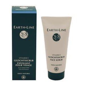 Earth-Line Vitamine E Gezichtsscrub 100 ml