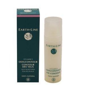 Earth-Line Vitamine E Oogcontour 35 ml
