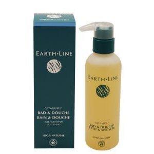 Earth-Line Vitamine E Bad & Douche 200 ml