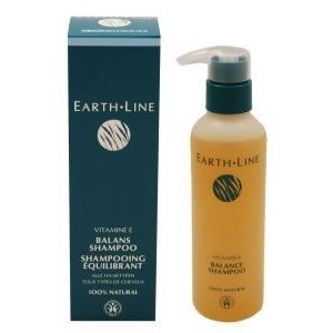 Earth-Line Vitamine E Balans Shampoo 200 ml