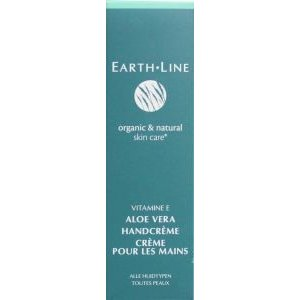 Earth-Line Aloe Vera Handcrème 100 ml