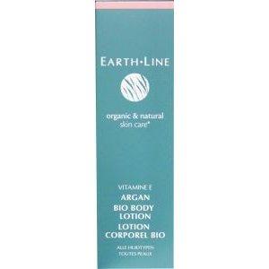 Earth-Line Argan bio bodylotion 200 ml