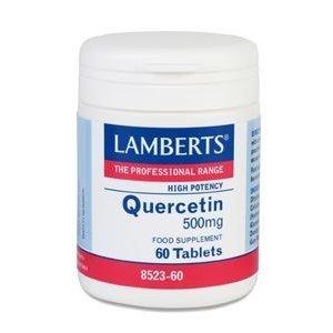 Lamberts Quercetine 500 mg 60 tabletten