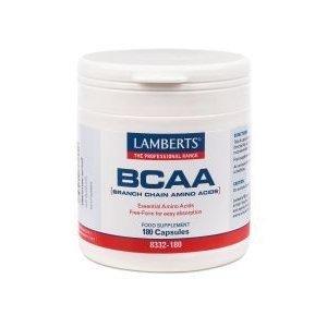 Lamberts BCAA 180 capsules