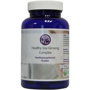 Nagel Healthy Soy - Ginseng Complex 100 capsules