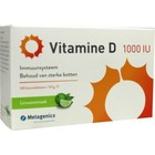 Metagenics Vitamine D3 1000IU 168 tabletten